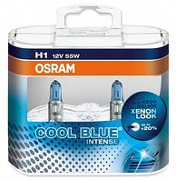 Автолампа HB4  галогеновая 55W Osram 64150 Cool Blue Intense HCB 2 шт.