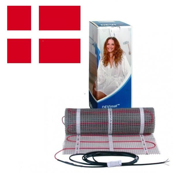 Маты нагревательные Devi (Дания)