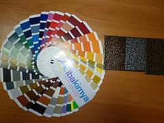 Порошкове фарбування виробів з металу в Дніпрі