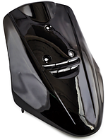 Пластик Yamaha JOG ARTISTIC передний (клюв) IL (черный)