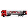 """Детский грузовик с именной надписью: """"Олег"""""""