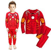 """Детская яркая пижама для мальчика  """"Железный человек"""""""