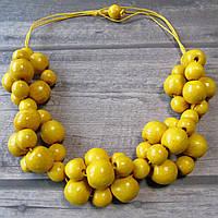 Буси Калина (жовтий)