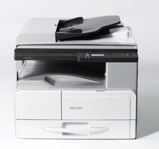 RICOH MP 2014AD (принтер/копир/сканер/ARDF)