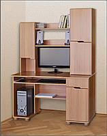 Компьютерный стол Олимп ДСП Летро
