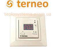 Терморегулятор для теплого пола TERNEO ST unic (слоновая кость), Украина
