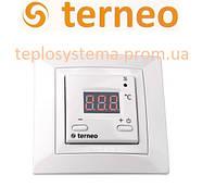 Терморегулятор для теплого пола TERNEO ST unic (белый), Украина