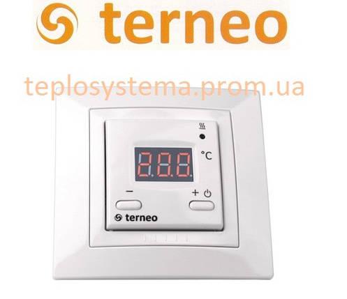 Терморегулятор Terneo vt unic для обогревателей (датчик воздуха), Украина, фото 2
