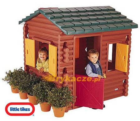 Little Tikes Игровой домик - Избушка 4869, фото 2