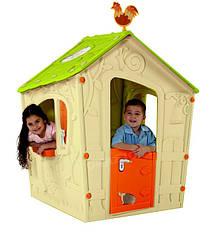 Игровой домик Magic Keter 17185442, Бежевый
