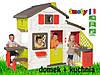 Игровой домик для детей с кухней Smoby 810201, фото 3