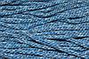 Канат декоративный акрил 8мм (50м) меланж голубой