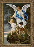 Набор для вышивания бисером Ангел хранитель 1. КИТ 90715