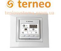 Терморегулятор для теплого пола TERNEO PRO unic (белый), Украина