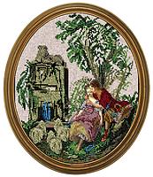Набор для вышивания бисером Приятный урок КИТ 30815