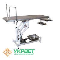 Стол операционный ветеринарный СОВ – 4г с гидроприводом
