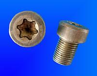 Винт М4 ISO 14579 с цилиндрической головкой и звездообразным шлицем