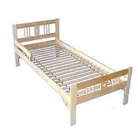 """Детская кроватка из дерева """"Керлин"""" ТМ КИНД (70х140 см)"""