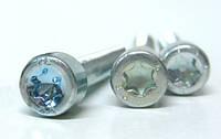 Винт М8 ISO 14579 с цилиндрической головкой и звездообразным шлицем