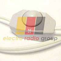 Регулятор мощности плавный с включателем 220V 100W  шнур 1,5м (для ламп накаливания и  паяльников до