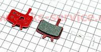 Тормозные колодки диск. тормоз к-кт (Avid Hydraulic Juicy 5 and 7, Ball Bearing 7)