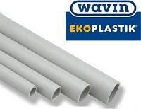 Труба Ekoplastik PPR д.40 PN20 WAVIN (для горячей воды)