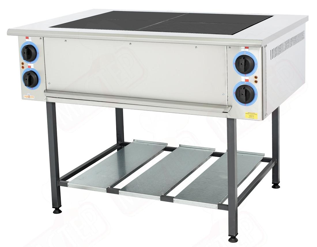 Профессиональная плита промышленная Orest ПЭ-4