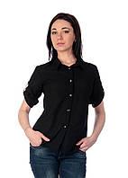 Блуза шифон прямая В5, фото 1