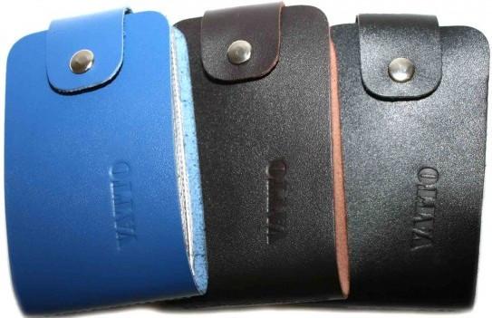 Элегантная кожаная визитница VATTO V1 цвет в ассортименте