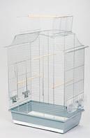 Клетка для попугаев открывной верх- GRETA INTER ZOO 49,5*30,5*66 см