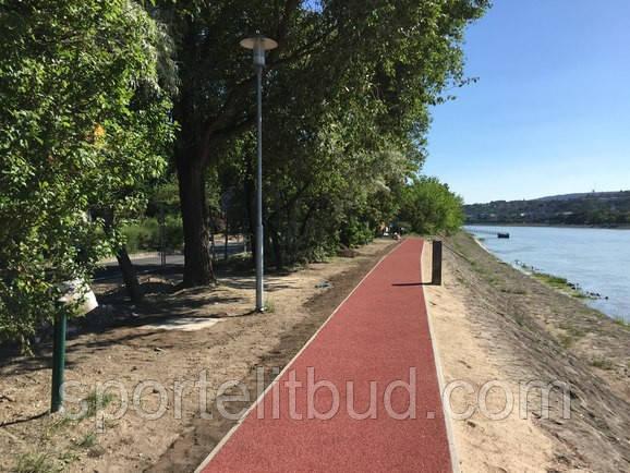 Бігові доріжки Conipur ECO для парків та скверів