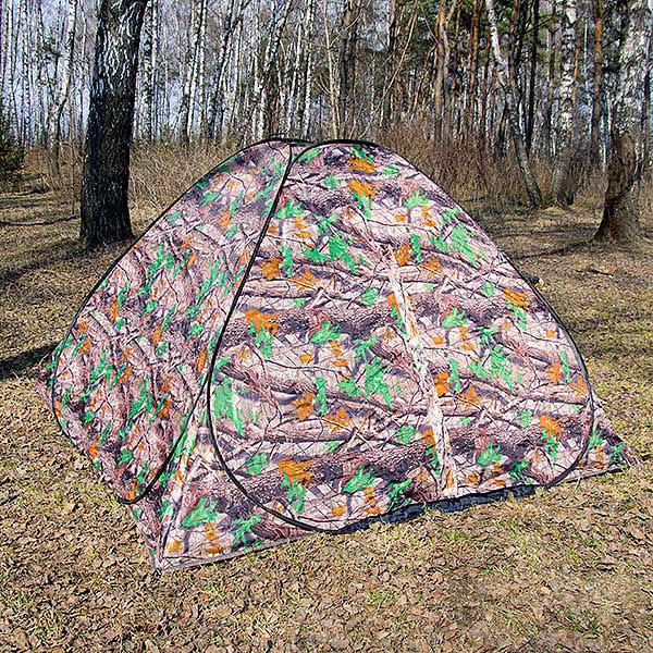 Палатка летняя Автомат камуфляж