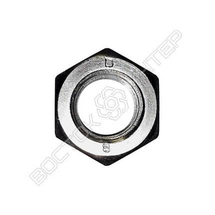 Гайка М10 класс прочности 8.0 ГОСТ 5915-70, DIN 934, фото 2
