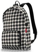 Складной рюкзак Reisenthel AP 7028-fifties black 14 л