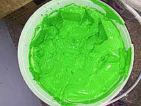 Краска флюрисцентная Fluorescent Green