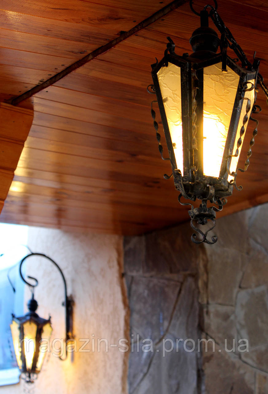 Светильники и фонари на цепочке Старый Житомир 2