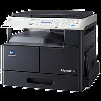 KONICA MINOLTA bizhub 226 (принтер/копир/сканер)