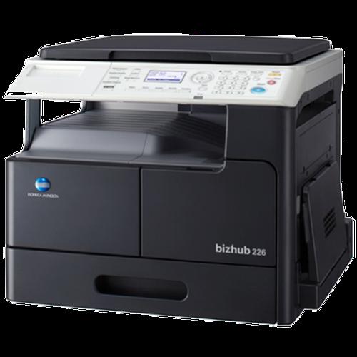 KONICA MINOLTA bizhub 226 (сет. принтер/копир/сканер/крышка)