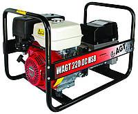 Сварочный бензиновый генератор WAGT 220 DC HSB PL