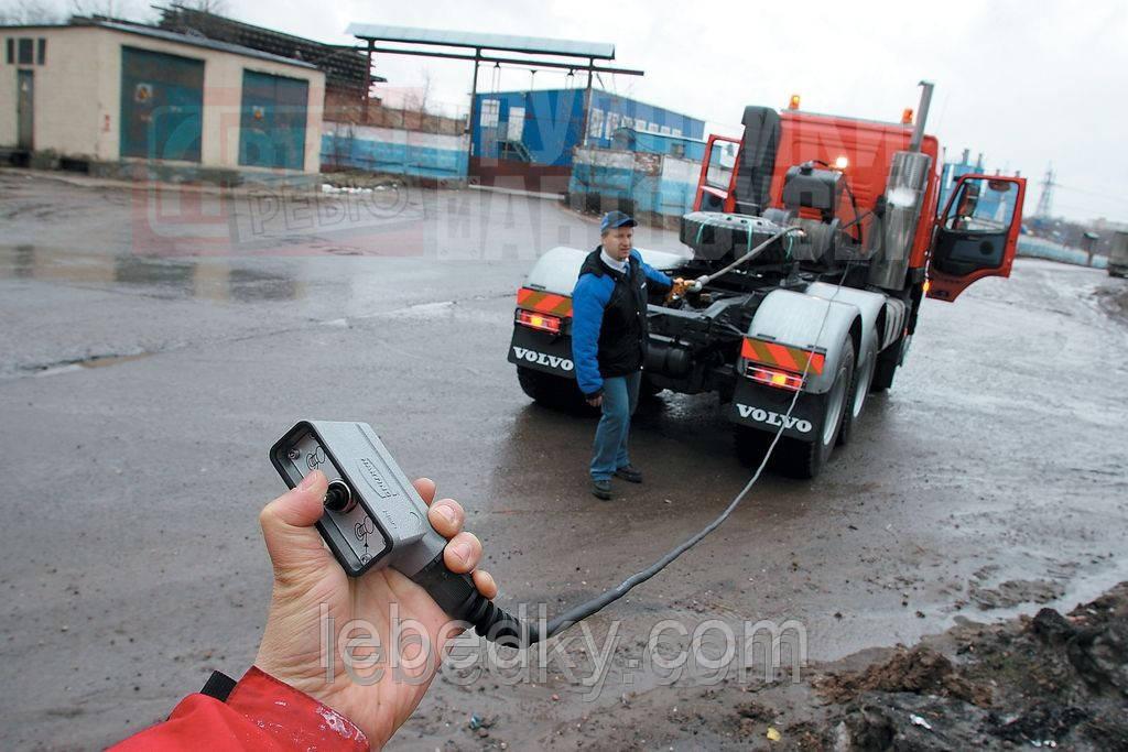 Лебедка электрическая автомобильная 12 В, 5454 кг, Electrik Winch