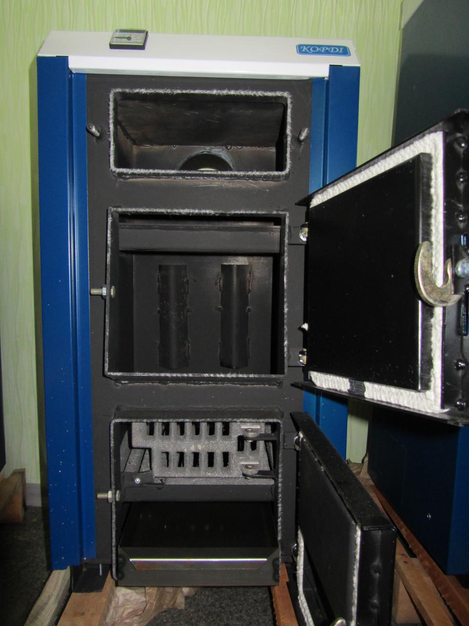 Корди АОТВ -12С твердотопливный котел 12 кВт