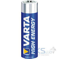 Элемент питания Varta AA (LR6 ) HIGH Energy  1 шт