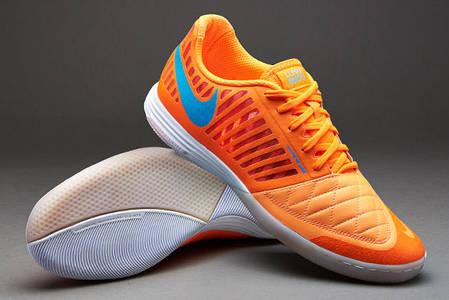 Футзалки Nike 5 Lunar Gato II 580456 848 (Оригинал), фото 2