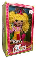 """Кукла  """"Лалалупси Фокусница"""", с тряпичными волосами, подвиные суставы 0412C"""