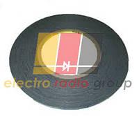 Скотч двусторонний  3M  длина 50м, ширина 3мм чёрный