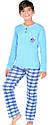 "Пижама для мальчика ""California 24"" (Турция), фото 2"
