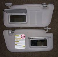 Козырек солнцезащитный левый внутренийSubaruForester2002-2007