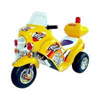 Мотоцикл ZP-9983 (жовтий), фото 1