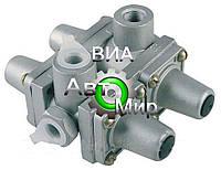 Клапан ЗИЛ,КАМАЗ,МАЗ защитный 4-х контурный БелОМО 64221-3515310