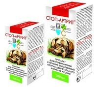 Подробней о препарате  «Стоп-артрит»